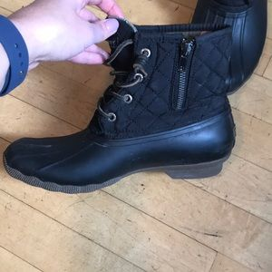 Sperry Shoes - Sperry top sider waterproof rubber boots